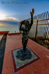 Key West (tropicdiver) Tags: statue keys florida tropical keywest southernmostpoint