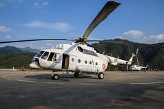847 / North Korea Air Force / Mil Mi-8MTV-1 (Charles Cunliffe) Tags: canon site force aviation air north korea landing 7d mil mil8 847 mi17 hyangsan mi8mtv1