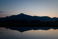 digital ver. (.) Tags: morning winter mountain lake japan
