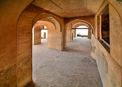 India - Telangana - Hyderabad - Golconda Fort - Baradari (Darbar Hall) - 116 (asienman) Tags: india hyderabad golcondafort telangana asienmanphotography