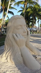 International Sand Sculpting Competition at Casa Marina (the queen of subtle) Tags: fall 2015 casamarina internationalsandsculptingcompetition