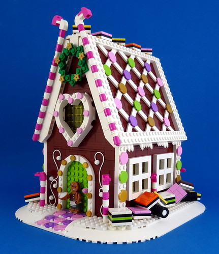 Gingerbread House: 1st anniversary