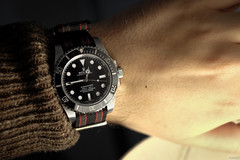 Rolex Submariner (Kohe321) Tags: bond rolex nato submariner nodate natostrap 114060