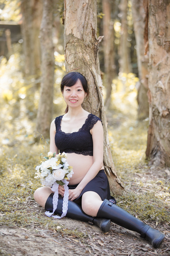 孕婦寫真,孕婦攝影,樹林孕婦,芒草孕婦,草原孕婦,Ajax&Far203