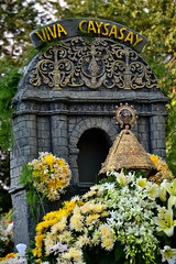 Our Lady of Caysasay (Fritz, MD) Tags: procession intramuros intramurosmanila prusisyon taalbatangas grandmarianprocession marianprocession ourladyofcaysasay marianevents nuestraseñoradecaysasay igmp2015 intramurosgrandmarianprocession2015