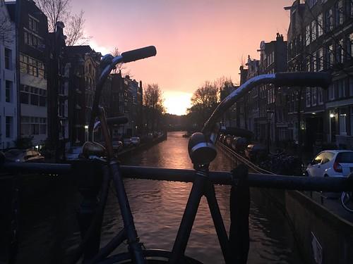 Konfreise in Amsterdam 2016
