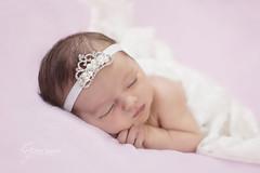 DSC_2273 (Claire Jaggers Photography) Tags: infant newborn baby girl indoors portrait umbrellalight sidelight nikon nikond700 d700