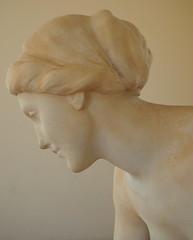 Nu femení de Josep Llimona, 1930, marbre (tgrauros) Tags: museupaucasals elvendrell escultures esculturas sculptures josepllimona