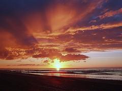 073 December sunset (saxonfenken) Tags: 6916sun 6916 heacham sea tcf challengeyouwinner gamewinner friendly challenges