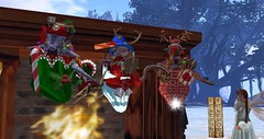 Avilion Nexus (Osiris LeShelle) Tags: secondlife second life avilion nexus medieval fantasy roleplay combat after cta call arms fun christmas hatchies awww cute