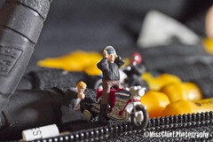 IMG_3286 (♥ MissChief Photography ♥) Tags: miniworld figurines preiser noch miniatures tools bikers