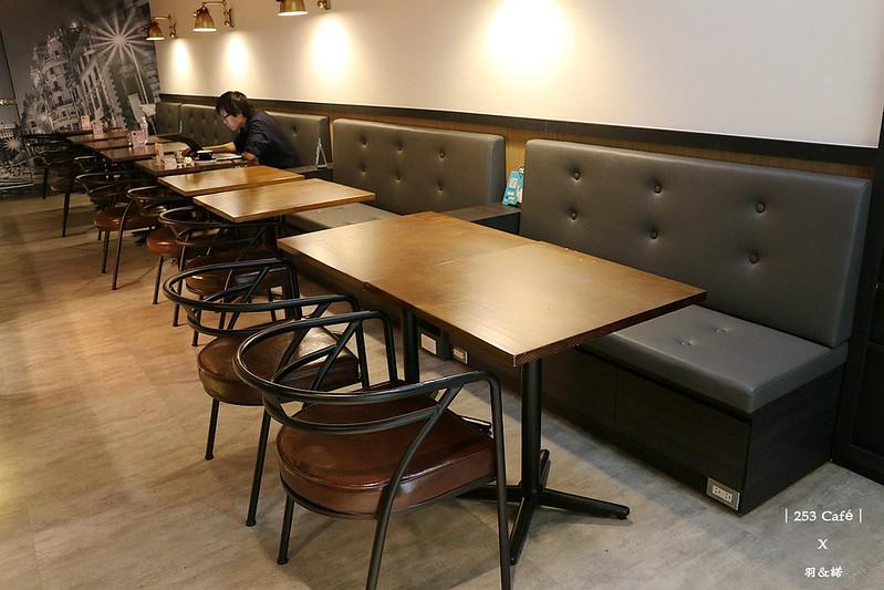 253 Café永康街美食捷運東門站咖啡廳017