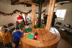 Santa in the Mill 2016 - 6