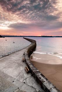 Le Môle des Noires- Saint Malo