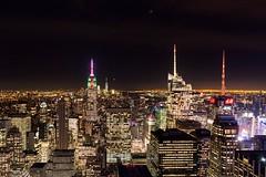 Christmas in NYC!! (Nesho83) Tags: newyorkcity newyork empirestate topoftherock xmas christmas nyc photohopexpress