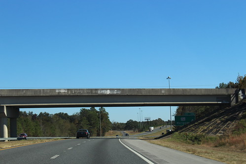 Florida I10eb New Hope Road Overpass