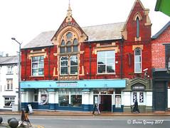 Preston, Lancashire. Roper Hall, Friargate (Fred Fanakapan) Tags: roper hall preston friargate