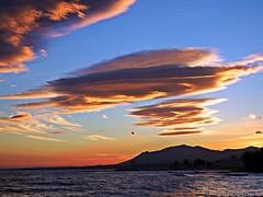 Nubes del atardecer (Antonio Chacon) Tags: andalucia atardecer costadelsol marbella málaga mar mediterráneo españa spain sunset