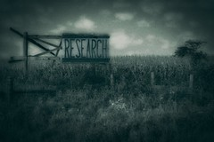 Research (CarusoPhoto) Tags: postprocessing john caruso carusophoto rural field sign on1