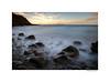Farewell sunset (Na Clara) (g.femenias) Tags: naclara betlem artà mallorca sunset boulders rocks sea seascape landscape longexposure daytimelongexposure ndfilter breathtakinglandscapes