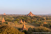 Low Sun over the Temples of Bagan, Myanmar (AnthonyGurr) Tags: myanmar burma lowsun temples bagan landscape sunset clearsky view traditional anthonygurr