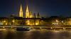 Szeged este (gaabor66) Tags: nikon d3100 35mm18 szeged tisza
