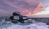 Arrival (http://www.richardfoxphotography.com) Tags: anvilcloud cumulonimbusincus rippontor sunset dartmoor outdoors geek