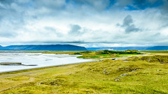 Iceland (webeagle12) Tags: iceland nikon d7200 europe mountains landscape vegetation rocks nature route1 mountain vatnajokull national park glacier grass