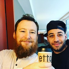 Knocking on deaths door! You need excellent customer service to keep you going! thank you @ettoespressobar (MrPatrickHenry) Tags: instagram flickr patrick henry mrpatrickhenry new york project 365 life