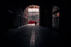 Walking in History (♫♪♭Enricodot ♫♪♭) Tags: enricodot bologna neptun neptunfountain city street streetphotographer shadow shadows light