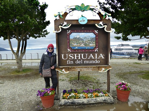 Ushuaia, end of the world
