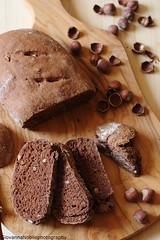 Pane con cacao e nocciole 5 (Giovanna-la cuoca eclettica) Tags: pane panearomatizzato lievitati cioccolato nocciole fruttasecca stilllife food indoor cibo