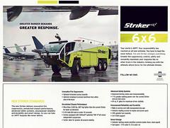 Oshkosh Striker 6x6 (adelaidefire) Tags: oshkosh striker cfs crash fire rescue arff aircraft fighting
