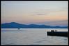 Posta de sol a Zadar (Croàcia)