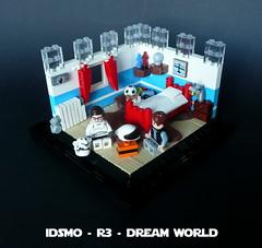 IDSMO - R3- Dream World (KevFett2011) Tags: kevfett2011 starwars ids moc olympics 2017 round 3 dream world rebels empire blast battlefront lego afol fight cargo