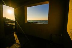 The Hut (A Costigan) Tags: sunrise morning dawn shadows windows dublin canon eos sunlight