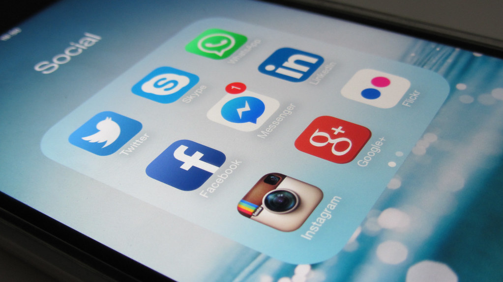 Social media by Christiaan Colen, on Flickr