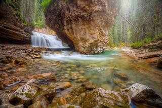 Johnstone Canyon