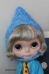 Hat for Blythe*etsy*