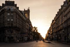Summer Sun - Paris