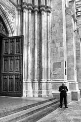 god in our hands (spakodotlu) Tags: street leica nyc red newyork church streetphotography leicaimages spakodotlu