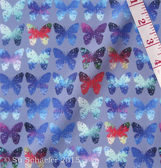 'Blue and multicolored butterflies': proofing swatch on basic cotton (Su_G) Tags: red butterfly insect fly swatch blues multicoloured papillon handpainted multicolored schmetterlinge schmetterling sug pollinator redaccents spoonflower metallicoils basiccottonultra blueandmulticoloredbutterflies