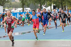 2015 ITU World Triathlon Edmonton