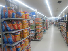 Food Expansion Area (Random Retail) Tags: ny retail store walmart warsaw remodel 2015
