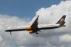 TF-FIX Boeing 757-308 Icelandair (R.K.C. Photography) Tags: uk england london aircraft boeing lhr airliners icelandair myrtleavenue b757 egll londonheathrowairport tffix 757308 canoneos1100d