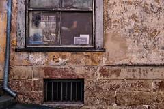 CLOSED, REALLY? (scatrd) Tags: city texture sony au country sydney australia gritty nsw newsouthwales therocks locations 2015 a6000 jasonbruth sonya6000 1670mmf4ossziess wwpw2015 scottkelbysydneyphotowalk
