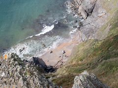 Photo of Hugh's Hole, Bolberry Down, Devon