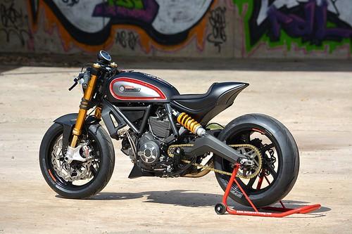 Ducati Scrambler Showstopper