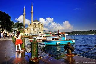 My Istanbul and Ortaköy Bosphorus