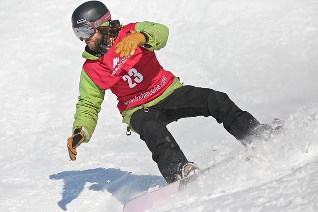 DB Export Banked Slalom 2015 - Treble Cone - Kris Clarke